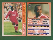 Liverpool Michael Thomas England 40